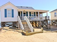 DOGS-moonglade, oceanfront, great views, kind of dingey inside. dogs, $1405.90 total, KITTY HAWK