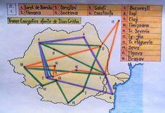 România este Inima Ocultă a Terrei – Cronopedia ~ club de scriere literar-artistică Spirituality, Map, Club, Artist, Location Map, Artists, Spiritual, Maps