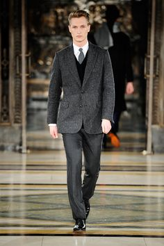 Autumn Winter 2012 collection from E.Tautz
