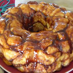 MONKEY BREAD...yes.