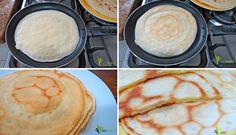 PANELATERAPIA - Blog de Culinária, Gastronomia e Receitas: Panela do Leitor: Panqueca de Pão de Queijo sem Glúten