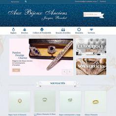 Site marchand Aux Bijoux Anciens. http://www.auxbijouxanciens.fr