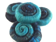 Luthvarian Fiber Arts - Time and Space Rolags Giveaway at http://phatfiber.blogspot.com