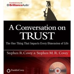 This is a special live and impromptu recording between Dr. Stephen R. Covey, best-selling author of The 7 Habits of Highly Effective People,...