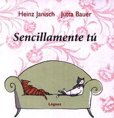 A veces quieres decirle a una persona que la quieres, pero no siempre resulta fácil encontrar las palabras adecuadas. H. Janisch ha escrito un texto que sale directamente del corazón y, con Jutta Bauer, ha creado esta maravilla de libro.