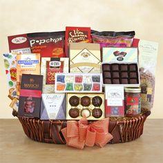 A California Christmas Premium Gourmet Gift Basket | Christmas Gift Idea - http://www.specialdaysgift.com/a-california-christmas-premium-gourmet-gift-basket-christmas-gift-idea/