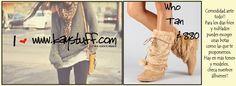 I love KayStuff Winter Boots!