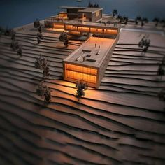 Want to spread your masterpiece? Use hashtag and tag Amy VerSteeg. Architecture Model Making, Concept Architecture, Futuristic Architecture, Amazing Architecture, Landscape Architecture, Interior Architecture, Rammed Earth Homes, University Architecture, Architectural Engineering