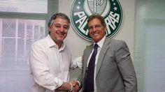 Oswaldo de Oliveira agradece Dorival Jr. por livrar Palmeiras da queda