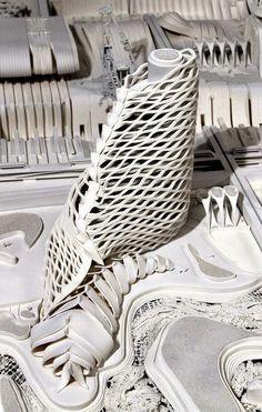 建築系必看的160個超細緻建築模型 | Foot Work︱ 走思客
