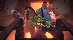 Mean Streets of Gadgetzan Expansion Pack Announced at BlizzCon 2016#BlizzConhttps://t.co/G0qK1OynXb http://pic.twitter.com/bTUBOmtyCl   App M0bile (@AppDevM0bile) November 5 2016