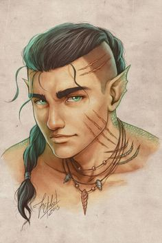 Elf Characters, Dungeons And Dragons Characters, Fantasy Characters, Fantasy Character Design, Character Design Inspiration, Character Art, Fantasy Races, Fantasy Art, Elf Drawings