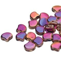 Ginko : GNK8700030-29503 - Full Sliperit - 25 Beads Beads Direct, Crystal Shop, Bead Shop, Mixed Berries, Bead Weaving, Amethyst, Shapes, Crystals, Czech Republic