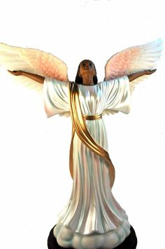 african american angel figurines - Google Search