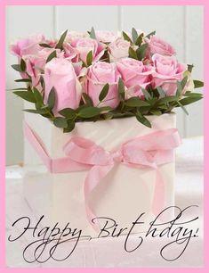 Happy Birthday to you – - Geburtstag Happy Birthday Flowers Wishes, Happy Birthday Bouquet, Free Happy Birthday Cards, Happy Birthday Celebration, Birthday Blessings, Happy Birthday Pictures, Birthday Wishes Cards, Happy Birthday Messages, Happy Birthday Greetings