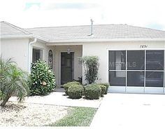 ***This house at 7851 SE 171st Victoria Ln, The Villages, FL 32162 was listed at 159,900 and was reduced on 1/22/13 to $157,000.  This house sold for 195,000 in 08. The bond is paid.
