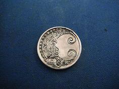 Man in the Moon, Buffalo Nickel Love token