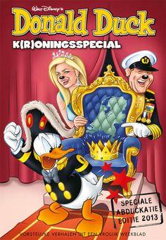 Donald Duck editie bij de kroning van de nieuwe koning - Moeders