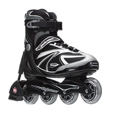 Racing Skates - Bladerunner Performa ABT Mens 2014 Inline Skates  Black ** Check out the image by visiting the link.