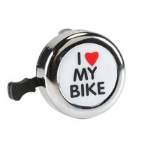 Check out our New Product  540 Bike Bell in Black and White COD Aluminium body creates a clear, powerful sound.Fits all handlebars with a 19 to 22.2 mm diameter.A simple screwdriver is all you need.  ₹314