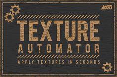 Texture Automator + 45 Texture Bonus - Actions - 1