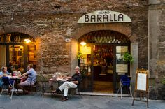 Osteria Baralla , Lucca, Italy