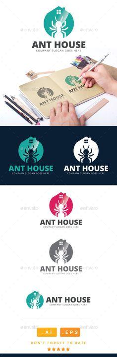 Ant House Logo