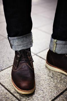 cuff & boot