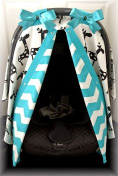 Carseat Canopy, Car Seat Cover