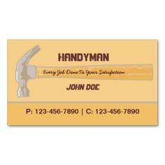 Funny handyman business card handyman humor pinterest business smart deals for handyman contractor carpenter business card handyman contractor carpenter business card in our offer link above you will seereview colourmoves