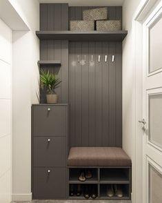 Foyer Design, Home Hall Design, Hallway Designs, Interior Design Living Room, Living Room Designs, Corridor Design, Home Entrance Decor, Diy Home Decor, Room Decor
