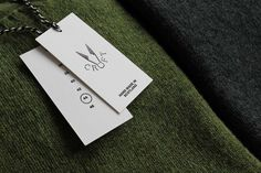 Commission Studio – Visual identity for Croft Knitwear