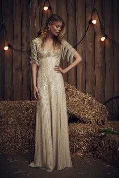 Savannah #Jennypackhambride #2017 #Bridal www.jennypackham.com