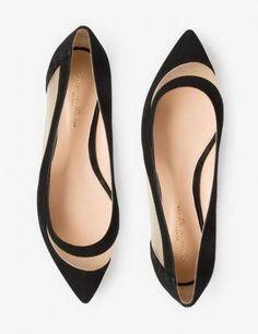 Flat Ballerina Shoes