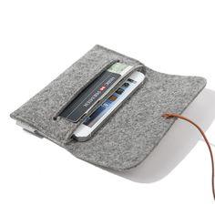 Suoran IPhone 5 Case iPhone 5S sleeve iPhone 5C por GreenYourLife
