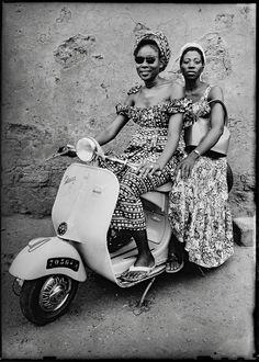 Malian society. by Seydou Keïta