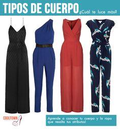 Tipos de Cuerpo: El jumpsuit ideal para ti y la moda en Guatemala y El Salvador | CoolTown Fashion