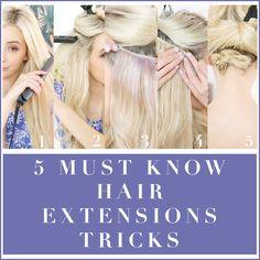 5 müssen wissen, Haarverlängerung Tricks #haarverlangerung #mussen #tricks #wissen