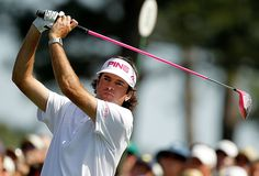 Love Bubba Watson and his pink driver :-)