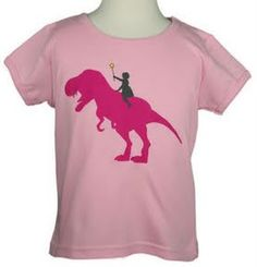Girls like dinosaurs too. wow totally going to check out this one :)