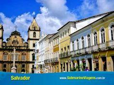 Salvador.  Pelo ar, pelo mar ou pela terra, seja qual for a sua opção todos os caminhos lhe convidam à Salvador da Bahia.  http://www.submarinoviagens.com.br/destinos/salvador.aspx