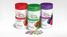 Juice Plus Capsules - 26 different fruits, veg and berries - #health #healthyeating #diet