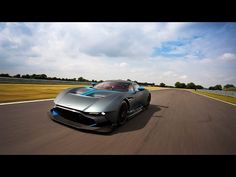 Listen to the Aston Martin Vulcan Being Unleashed