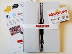 Bags of Love A5 Notebook