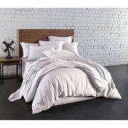 Washed Linen Cotton Blend Sheet Set Image 1 of 1