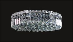 12 Light Modern maxim Crystal Chandeliers KL-41045-20