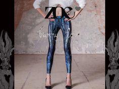 #Fashion #leggings #Bunny #love