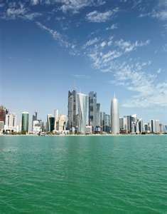 Doha, capital of Qatar