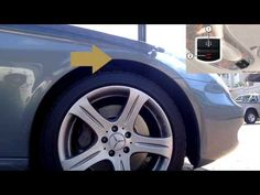 Airmatic Functions - CLS W219 - YouTube