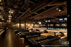 bowling alley bar - Google Search